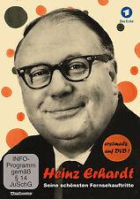 HEINZ ERHARDT 1959- 1971 SA SCHÖNSTEN APPARITIONS À LA TÉLÉVISION Musique
