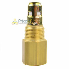 "New 3/4"" X 3/4"" Air Compressor In Tank Check Valve Brass"
