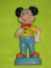 New listing Vintage Walt Disney Productins Wdp Hong Kong Mickey Mouse Figure Toy Plastic