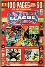Justice League Of America #111-1974 vg- 3.5 100pg Giant Poison Ivy Injustice Gan