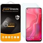 [3-Pack] Supershieldz Tempered Glass Screen Protector for Huawei Nova 4