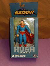 BATMAN HUSH - COLLECTOR ACTION FIGURE - SUPERMAN