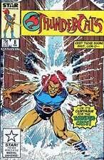 THUNDERCATS #8 VERY FINE / NEAR MINT MARVEL STAR COMICS 1985