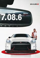 2014 2015 Nissan GTR GT-R Nismo 2-page Advertisement Print Art Car Ad J896