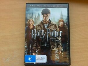 Harry Potter And The Deathly Hallows Part 2 2-Disc Special Edition (DVD 2011) R4