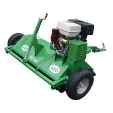 ATV / Tractor Flail mower with 13HP Diesel engine - E start