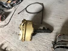 E type Jaguar brake servo