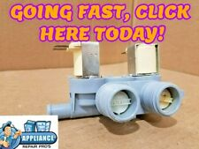 WH13X10037 GE WASHER INLET WATER VALVE 175D4638P014 33090053 175D4638P010