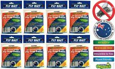 Fly Trap Bait  Refill 64 Small Traps, 32 Large Traps