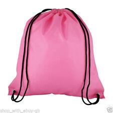 Sacs cordons rose pour fille de 2 à 16 ans