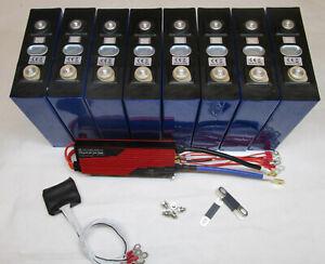 12V/24V/48V 200Ah bis 300Ah Lifepo4 Set inkl.200A BMS