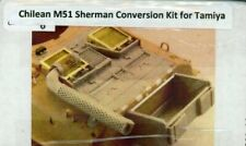 Greg Buechler 1:35 Chilean M51 Sherman Conversion for Tamiya  Detail Set