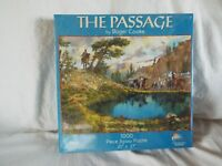 The Passage Roger Cooke 1000 Piece Jigsaw Puzzle 20x27 Sunsout New Sealed