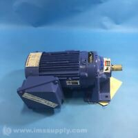 SUMITOMO CNHM05-6075YA-8 1/2 HP 3-PHASE INDUCTION MOTOR FNFP