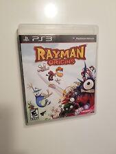 Rayman Origins PS3 New Playstation 3