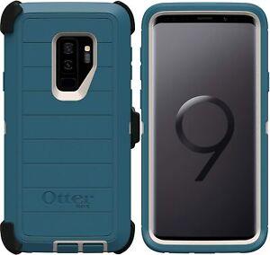 OtterBox Defender Series Rugged Case & Holster Samsung Galaxy S9 PLUS - Big Sur