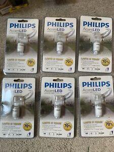 PHILIPS ACCENT LED LANDSCAPE CAPSULE T3 Bulb light lot x6