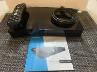 TIVO BOLT VOX 500GB DVR Streaming Media Player Black 4k Power Cord and Remote