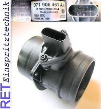 Luftmassenmesser BOSCH 0280217529 0280217530 VW 071906461A 071906461AX original