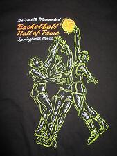 Vintage Naismith Memorial Basketball Hall Of Famespringfield, Mass (Sm) T-Shirt
