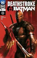 DEATHSTROKE #30 MATTINA VARIANT COVER BATMAN SUPERMAN DC NM OR BETTER