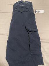 Polo Ralph Lauren NEW BIG&TALL 42-T Cargo Shorts  BLUE CARGO  Shorts