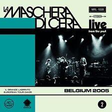 LA MASCHERA DI CERA Live from the past vol.2 Belgium 2005 CD ita.prog.
