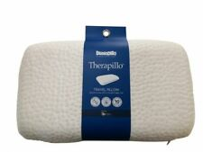 Dunlopillo Therapillo Memory Foam Travel Pillow