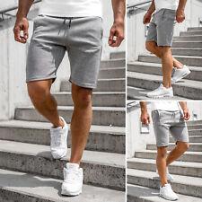 Bermudas Shorts Kurzhose Sporthose Hose Sport Kurze Motiv Herren BOLF Unifarben