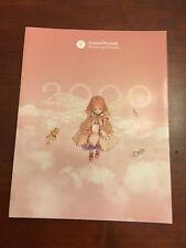 Himstedt Doll Catalog Pamphlet Porcelain Snowdrop Sundrop Orchid Fushia Fairy