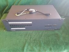 Extron Audio Video Router Crosspoint Series switcher 88HVA RS232/RS422