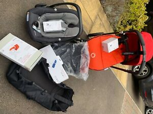 Bugaboo Chameleon 3 From Birth Travel System With Accessories Normally £1300