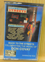 Various Celebrating the Music of Don Covay Cassette 1993 Shanachie Iggy Pop