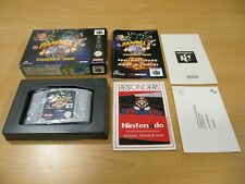 N64 Nintendo 64 Spiel - RAMPAGE 2 UNIVERSAL TOUR - OVP - PAL - SELTEN - RAR  TOP