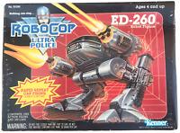 Robocop&Ultra Police ED-260 Robot 1988 Action Figure NEW w Wear&Creasing ED-209