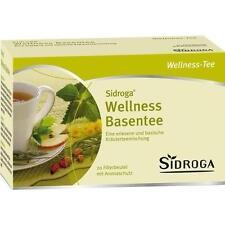 SIDROGA Wellness Basentee Btl. 20St PZN: 7169593