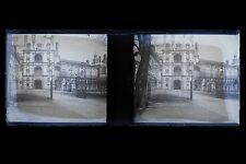 Plaque stéréo Negatif Vintage stereoview Negatif N28