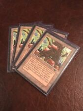 magic the gathering antiquities Spring Mishra's Factories (4 Total) Heavy Played