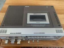 Kassettenrecorder / Kassettengerät Philips D6920 Stereo AV