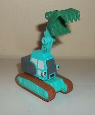 Bob the Builder Diecast Stretch Crane - 2015 Mattel