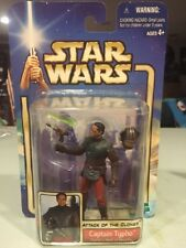 Captain Typho Attack of the Clones AOTC Star Wars Saga #09 FIRST EDITION 20021