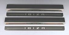 Lockwood davanzale Protettori Seat Ibiza MK4 / 5 (striping & IBIZA) 4-DOOR 2009 - (k160s)