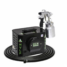 Apollo ASI ECO-4/E7000 4-Stage HVLP Turbine System w E7000 Non-Bleeder Spray Gun