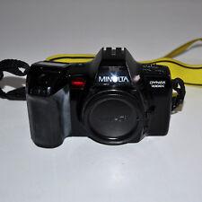 Macchina Fotografica Fotocamera MINOLTA Dynax 7000i - 1988 - VINTAGE     3684V