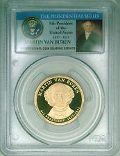 2008S PCGS PR69DCAM proof Van Buren gold dollar Limited Edition