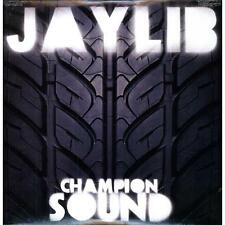 JAYLIB Champion Sound 2 x LP Vinyl 2003 Stones Throw Records Dilla Madlib NEW