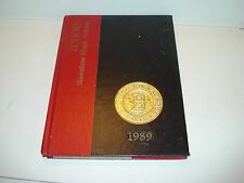 Class of 1989 BOONTON High School New Jersey ECHOES Yearbook NJ Photos Pics Ads