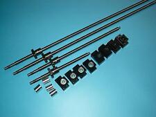Ballscrew RM1605-400/800/1200/1200mm-C7+ 4set BK/BF12 end bearing support CNC