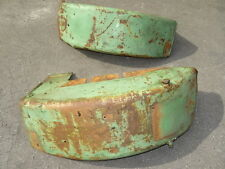 2 x Kotflügel Hinten (Verbogen Löcher) Fendt Farmer 2 FW 139 oder 228 Traktor
