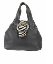 3117a842e6 Sale    Handtasche Tristano Onofri schwarz animalprint